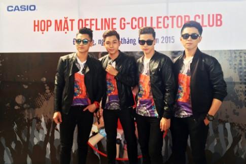 Nhóm 365 sành điệu họp mặt G-Collector Đà Nẵng