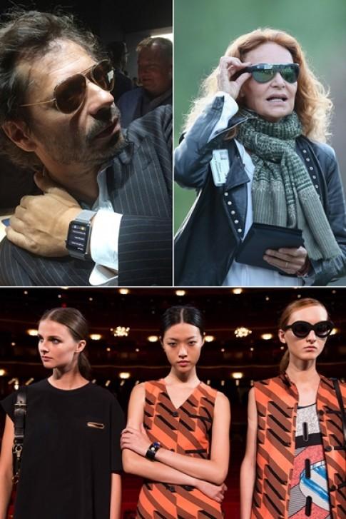 Những ảnh hưởng của công nghệ đến thời trang 2014