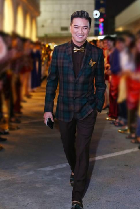Những bộ vest lịch lãm của sao nam dự giải Cánh Diều