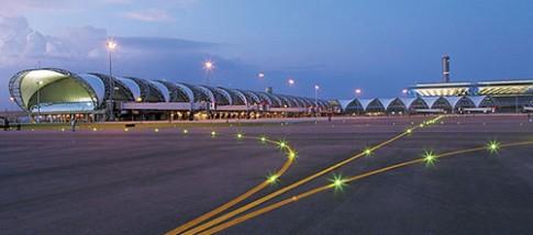 Những câu chuyện ma ở sân bay Suvarnabhumi
