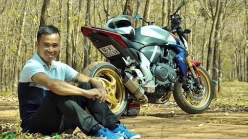 Những chiếc xe mô tô đầy phong cách của các tuyển thủ Việt Nam từng sở hữu