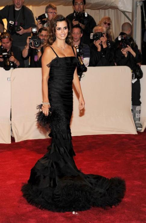 Những hình ảnh thảm đỏ đẹp nhất của Penelope Cruz (2)