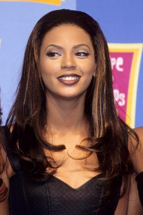 Những kiểu tóc của Beyonce theo thời gian