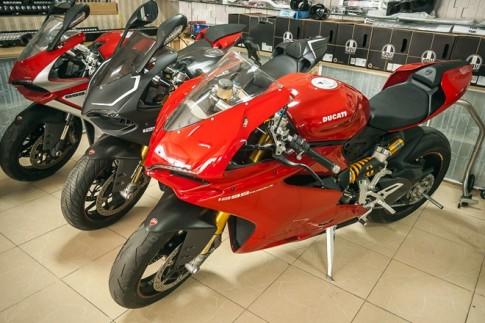 Những mẫu Sportbike của Ducati được quan tâm nhất tại Việt Nam