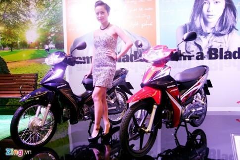 Những mẫu xe máy vừa ra mắt thị trường VN trong tháng 10