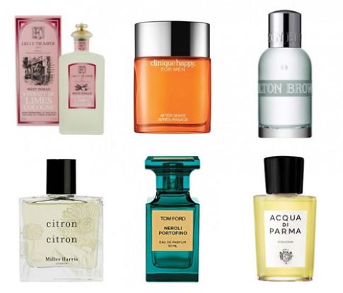 Những mùi nước hoa phù hợp nam giới ngày hè