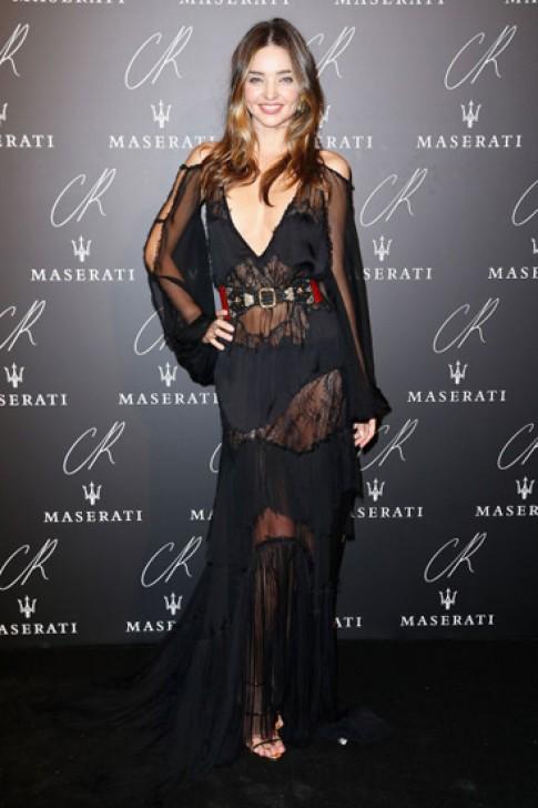 Những mỹ nhân mặc đẹp nhất Tuần thời trang Paris