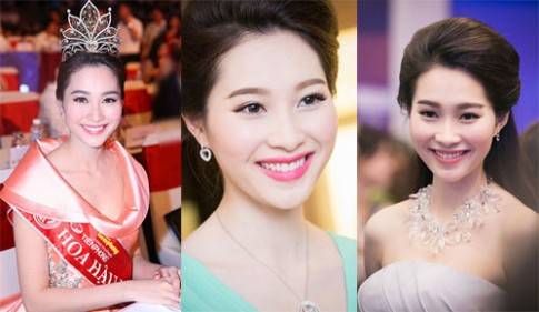 Những mỹ nhân Việt trang điểm đẹp nhất năm 2014