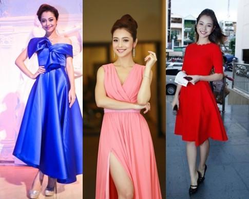 Những sao Việt có gu ăn mặc 'bấp bênh' nhất năm 2014