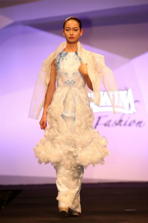 Những thiết kế ấn tượng tại Aquafina Pure Fashion