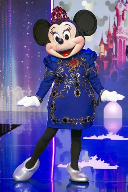 Những thiết kế Couture lấy cảm hứng từ Disney