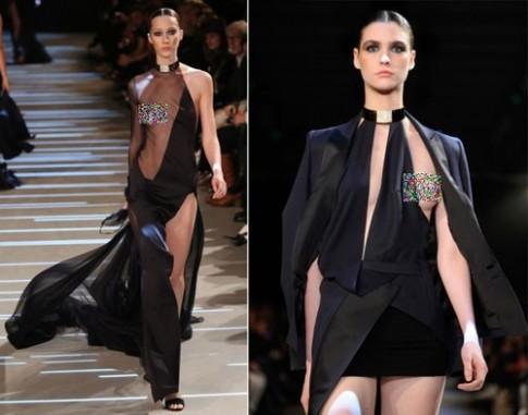 Những thiết kế 'thiếu vải' nhất trên sàn thời trang