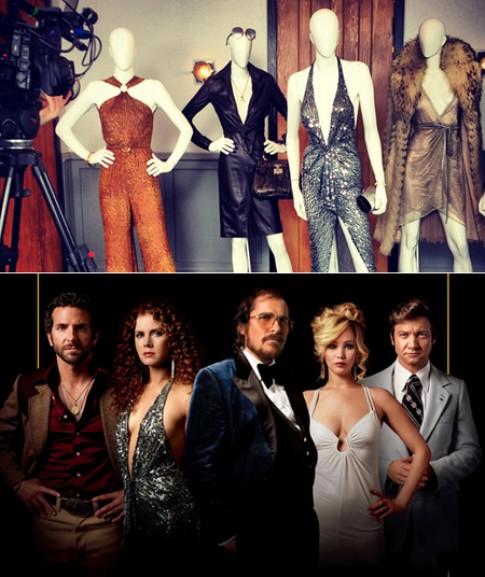 Những thiết kế trang phục xuất sắc tranh Oscar 2014