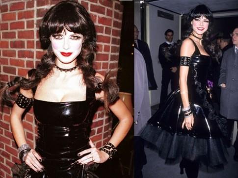 Những trang phục Halloween kinh dị của Heidi Klum