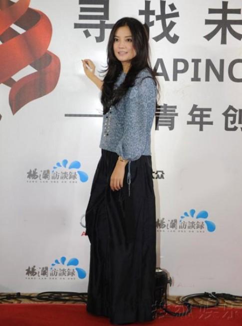 Những trang phục khiến người đẹp Hoa ngữ mất điểm