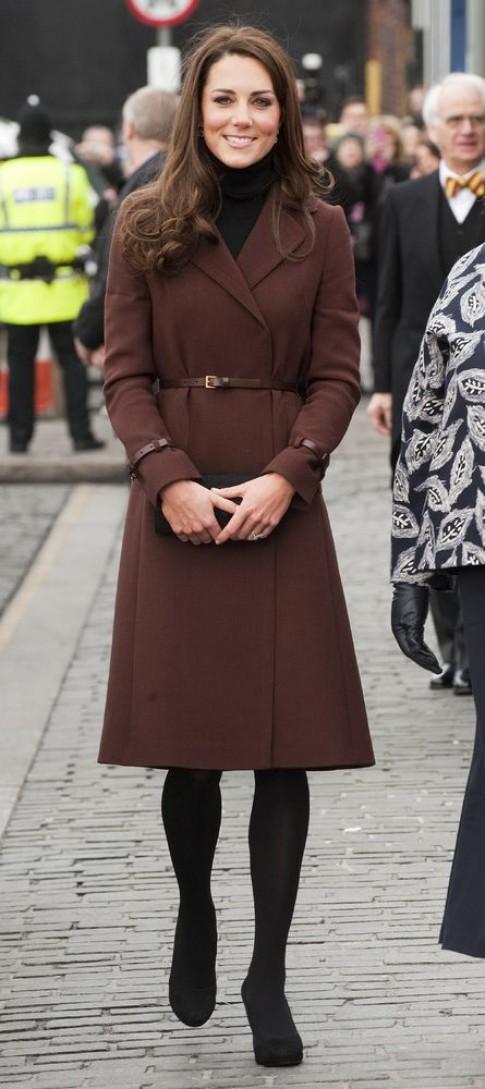 Những trang phục lỗi mốt của Kate Middleton