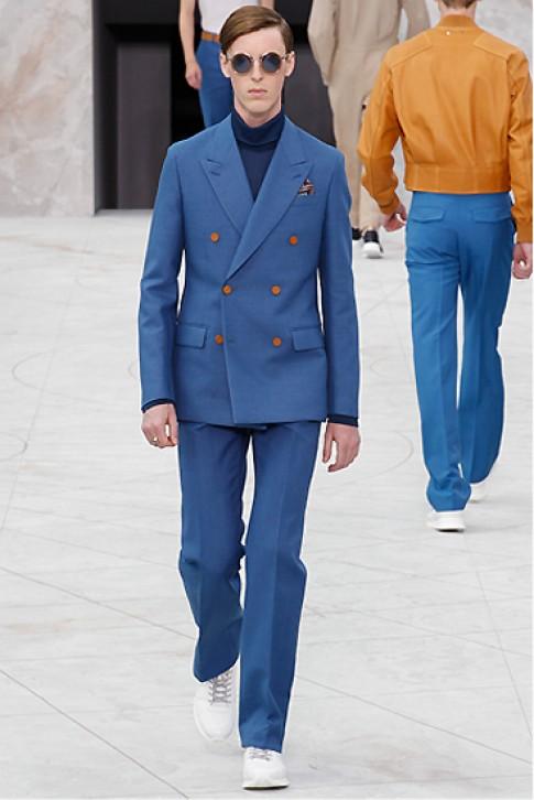 Những trang phục nam nổi bật ở Paris Fashion Week