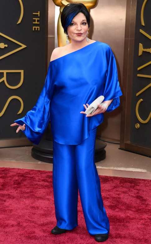 Những trang phục xấu và đẹp nhất thảm đỏ Oscar 2014