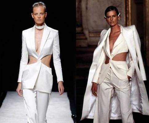 Những vụ trùng ý tưởng thiết kế ở Tuần thời trang Xuân Hè 2015