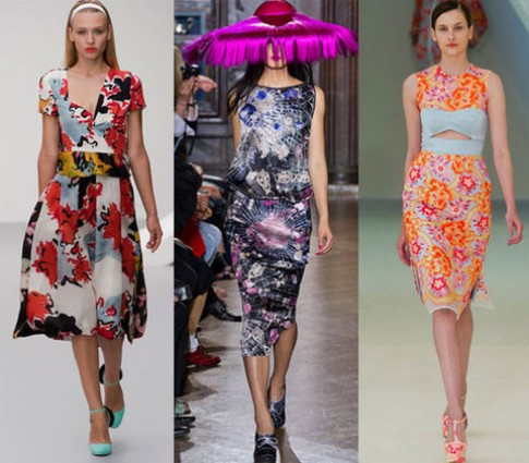 Những xu hướng chính tại Tuần thời trang London 2013