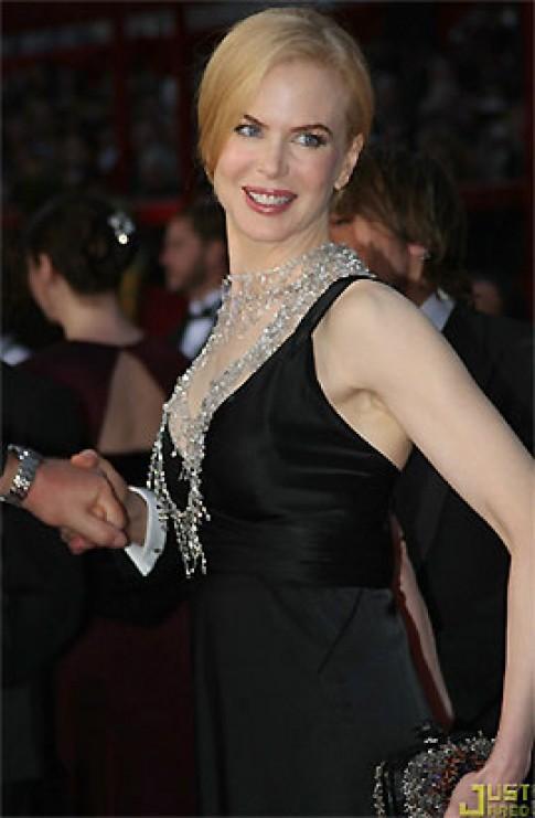 Nicole Kidman sành điệu nhất đêm Oscar