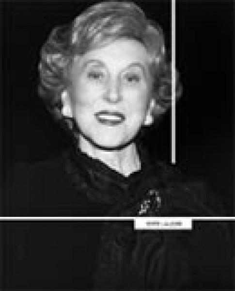 Nữ hoàng mỹ phẩm Estee Lauder qua đời