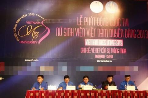'Nữ sinh viên VN duyên dáng 2013' lần đầu được tổ chức