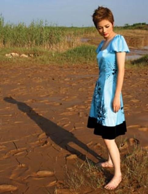 Pearl Hà mang mùa đông vào phương Nam