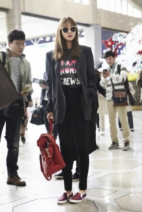 Phong cách của nữ diễn viên mặc đẹp hàng đầu showbiz Hàn