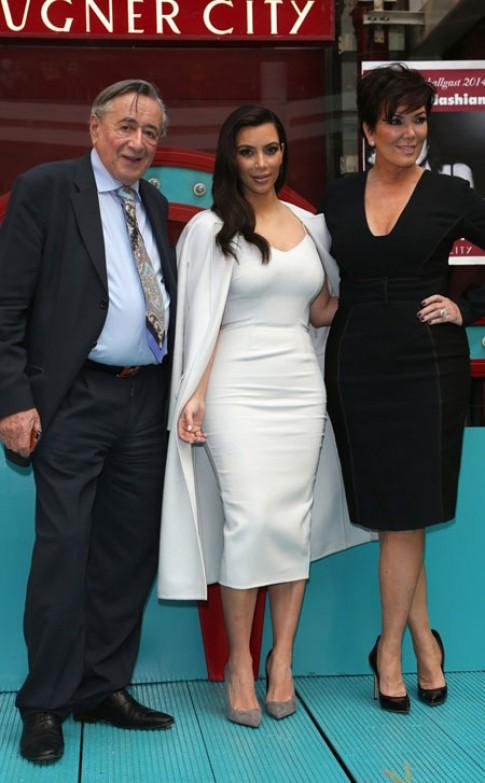Phong cách gợi cảm của Kim Kardashian