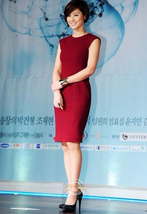Phong cách sang trọng của Hoa hậu Hàn Quốc 1988 (2)