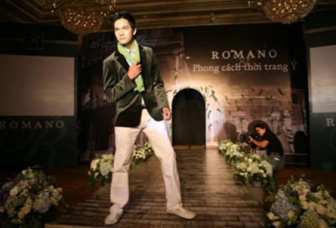 Phong cách thời trang Italy đến Sài Gòn