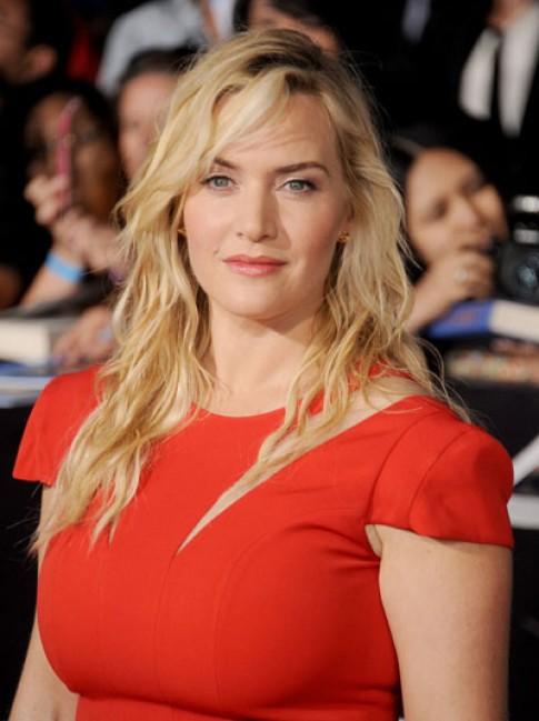 Phong cách trang điểm sang trọng của Kate Winslet