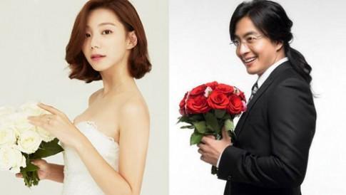 Phong cách trang điểm trong suốt của vợ Bae Yong Joon