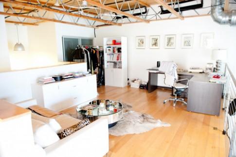 Phòng làm việc của Rachel Zoe