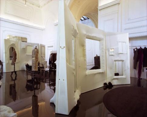 Phòng thử đồ Couture - thánh địa thời trang của giới thượng lưu