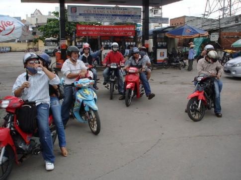 Phuot ve Vung Tau bang xe 2 thi