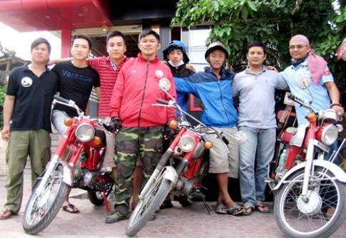 Phượt xuyên Việt cùng Honda 67