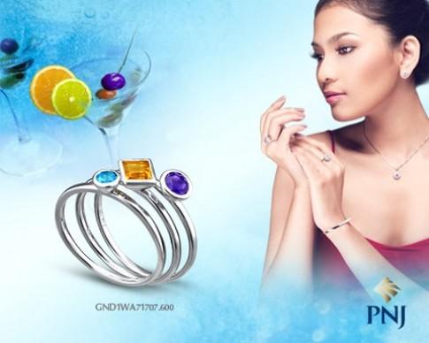 PNJ giảm giá đến 50% cho kênh bán hàng trực tuyến