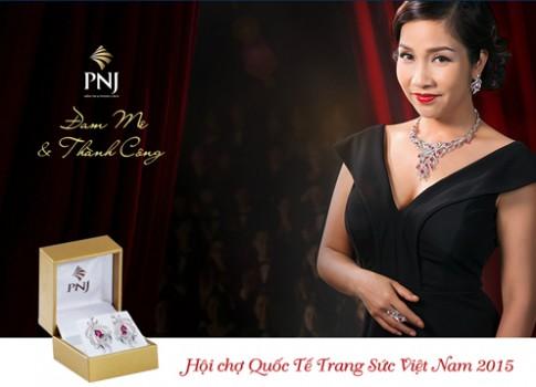 PNJ ưu đãi lớn tại Hội chợ Quốc tế Trang sức Việt Nam
