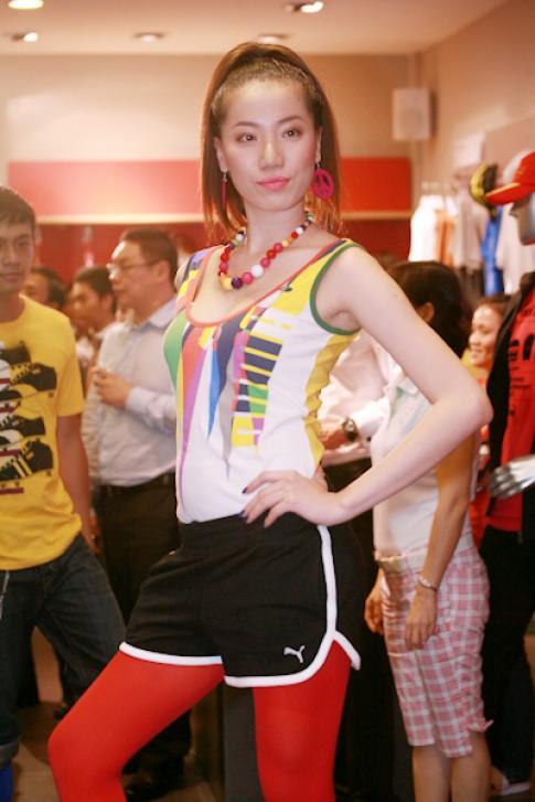 Puma khai trương showroom mới tại Việt Nam