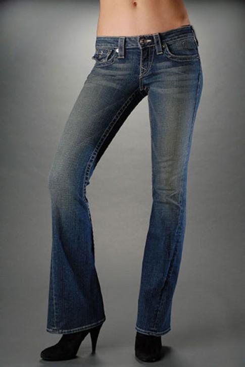 Quần jeans True Religion mang lại cảm giác Mỹ