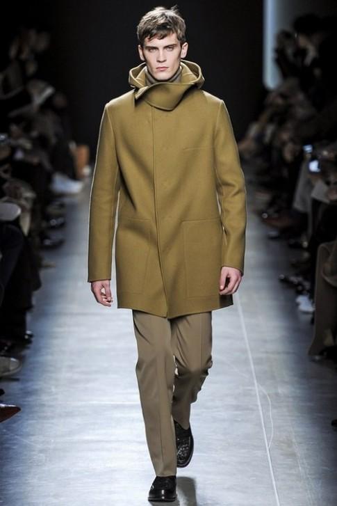 Quý ông lịch lãm mùa đông với thiết kế Bottega Veneta