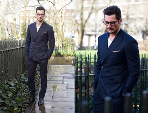 Quý ông lịch lãm tại tuần thời trang nam London
