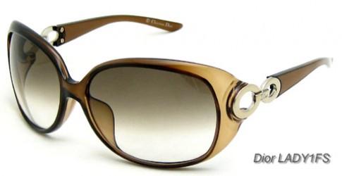 Quý phái với mắt kính Dior