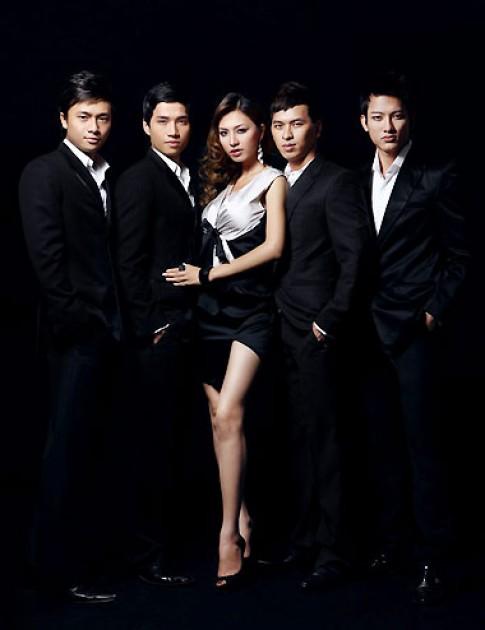 Quyến rũ cùng người mẫu Huỳnh Thanh Tuyền
