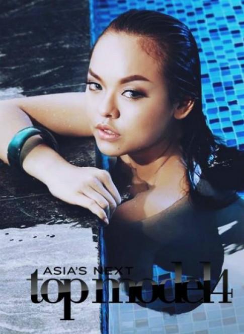 Quỳnh Mai thi Asia's Next Top Model 2015