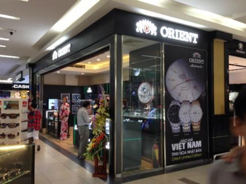 Ra mắt showroom Orient đầu tiên tại Việt Nam