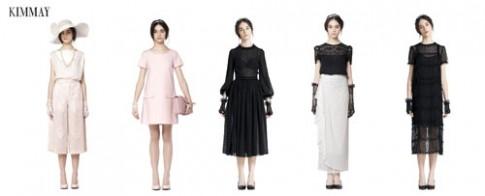 Ra mắt thương hiệu thời trang cao cấp KIMMAY