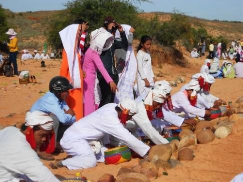 Rộn ràng lễ hội Ramawan của người Chăm